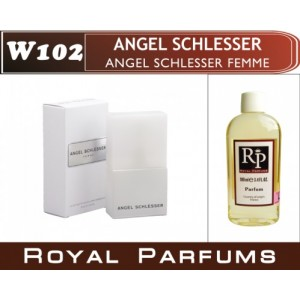 «Angel» от Angel Schlesser. Духи на разлив Royal Parfums 100 мл