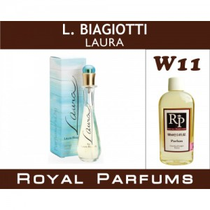 «Laura» от L.Biagotti. Духи на разлив Royal Parfums 100 мл