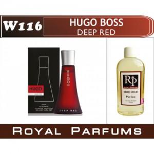 «Deep Red» от Hugo Boss. Духи на разлив Royal Parfums 100 мл