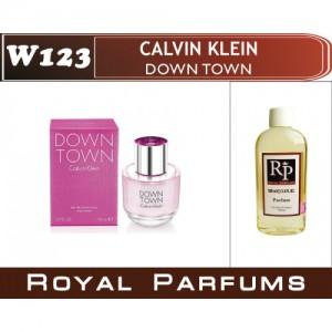 «Down town» от Calvin Klein. Духи на разлив Royal Parfums 100 мл