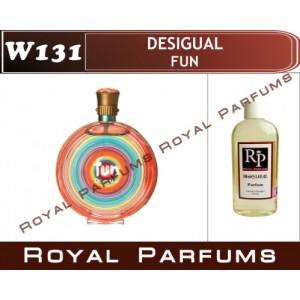 «Fun» от Desigual. Духи на разлив Royal Parfums 100 мл