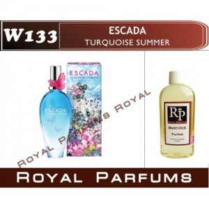 «Turquoise Summer» от Escada. Духи на разлив Royal Parfums 200 мл