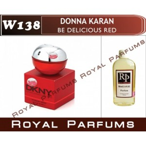 «Be Delicious Red» от Donna Karan DKNY. Духи на разлив Royal Parfums 100 мл