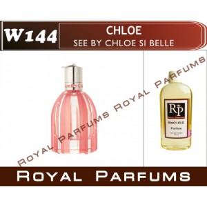 «See By Chloe Si Belle» от Chloe. Духи на разлив Royal Parfums 100 мл