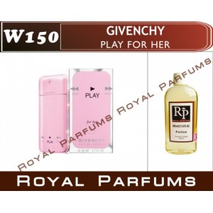 «Play For Her» от Givenchy. Духи на разлив Royal Parfums 100 мл