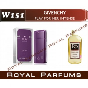 «Play For Her Intense» от Givenchy. Духи на разлив Royal Parfums 100 мл