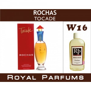 «Tocade» от Rochas. Духи на разлив Royal Parfums 100 мл