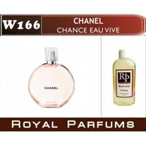 «Chance eau Vive» от Chanel. Духи на разлив Royal Parfums 100 мл