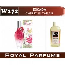 """Escada """"Cherry in the air"""""""