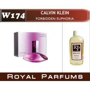 «Forbidden Euphoria» от Calvin Klein. Духи на разлив Royal Parfums 100 мл