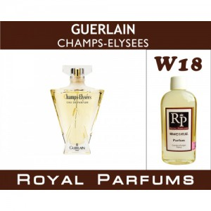 «Champs-Elysees» от Guerlain. Духи на разлив Royal Parfums 100 мл