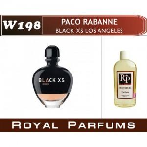 «Black XS Los Angeles for Her» от Paco Rabanne. Духи на разлив Royal Parfums 100 мл