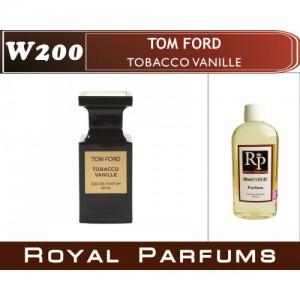 «Tobacco Vanille» от Tom Ford. Духи на разлив Royal Parfums 100 мл