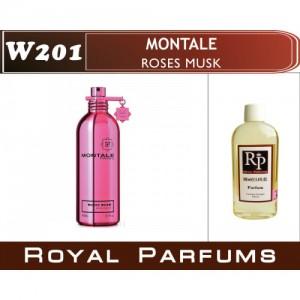 «Roses Musk» от Montale. Духи на разлив Royal Parfums 100 мл