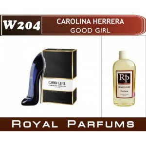 «Good Girl» от Carolina Herrera. Духи на разлив Royal Parfums 100 мл