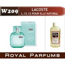 Lacoste «L.12.12 Pour Elle Natural»