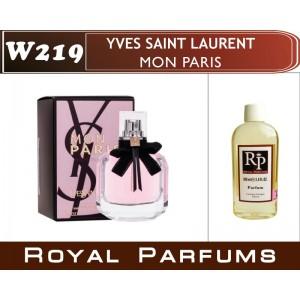 «Mon Paris» от Yves Saint Laurent. Духи на разлив Royal Parfums 100 мл