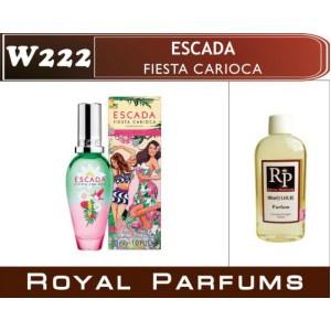 «Fiesta Carioca» от Escada. Духи на разлив Royal Parfums 100 мл