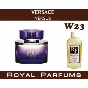 «Versus» от Versace. Духи на разлив Royal Parfums 100 мл