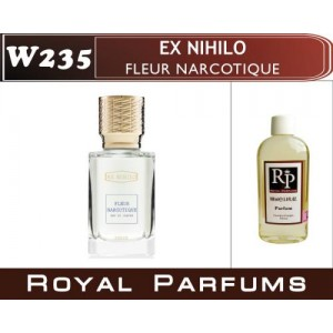 «Fleur Narcotique» от Ex Nihilo. Духи на разлив Royal Parfums 100 мл