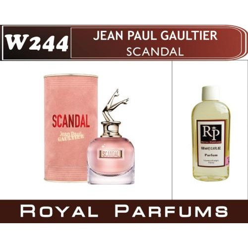 духи Scandal от Royal Parfums купить разливной парфюм Jean Paul