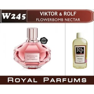 «Flowerbomb Nectar» от Viktor & Rolf. Духи на разлив Royal Parfums 100 мл