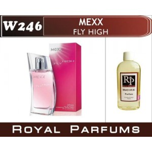 «Fly High» от Mexx. Духи на разлив Royal Parfums 100 мл