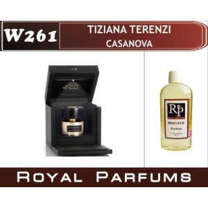 «Casanova» от Tiziana Terenzi. Духи на разлив Royal Parfums 100 мл