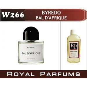 «Bal D'Afrique» от Byredo. Духи на разлив Royal Parfums 100 мл