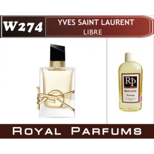 «Libre» от Yves Saint Laurent. Духи на разлив Royal Parfums 100 мл
