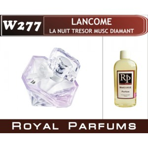 «La Nuit Tresor Musc Diamant» от Lancome. Духи на разлив Royal Parfums 100 мл