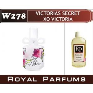 «XO Victoria» от Victoria's Secret. Духи на разлив Royal Parfums 100 мл