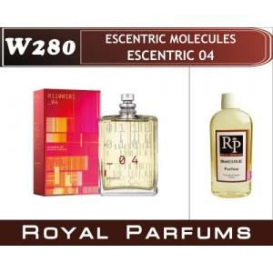 «Molecule 04» от Escentric Molecules. Духи на разлив Royal Parfums 100 мл