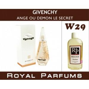 «Ange ou Demon Le Secret» от Givenchy. Духи на разлив Royal Parfums 100 мл