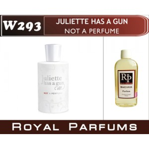 «Not A Perfume» от Juliette Has A Gun. Духи на разлив Royal Parfums 100 мл