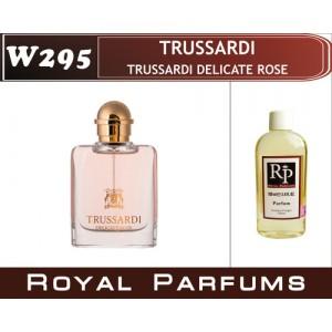 «Trussardi Delicate Rose» от Trussardi. Духи на разлив Royal Parfums 100 мл