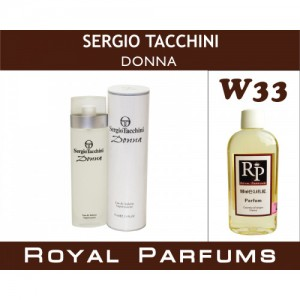 «Donna» от Sergio Tacchini. Духи на разлив Royal Parfums 100 мл