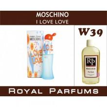 Moschino «I Love Love»