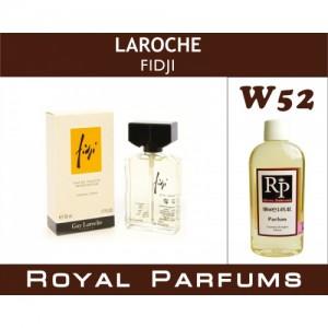 «Fidji» от Guy Laroche. Духи на разлив Royal Parfums 100 мл