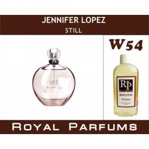 «Still» от Jennifer Lopez. Духи на разлив Royal Parfums 100 мл