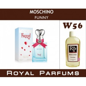 «Funny» от Moschino. Духи на разлив Royal Parfums 100 мл