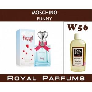 «Funny» от Moschino. Духи на разлив Royal Parfums 100 мл