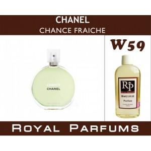 «Chance Fraiche» от Chanel. Духи на разлив Royal Parfums 100 мл