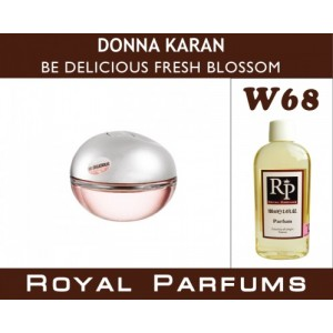 «Be Delicious Fresh Blossom» от Donna Karan. Духи на разлив Royal Parfums 100 мл