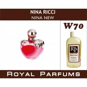 «Nina New» от Nina Ricci. Духи на разлив Royal Parfums 100 мл
