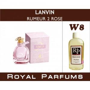 «Rumeur 2 Rose» от Lanvin. Духи на разлив Royal Parfums 100 мл