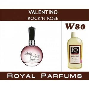 «Rock'n Rose» от Valentino. Духи на разлив Royal Parfums 100 мл