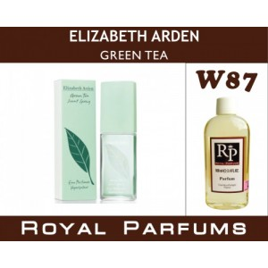 «Green Tea» от Elizabeth Arden. Духи на разлив Royal Parfums 100 мл