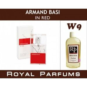 «In Red» от Armand Basi. Духи на разлив Royal Parfums 100 мл