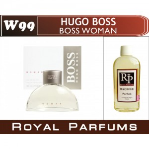 «Boss Woman» от Hugo Boss. Духи на разлив Royal Parfums 100 мл
